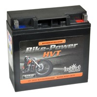 Intact Battery Motorfietsbatterij HVT SLA12-20 12V 20Ah BMW met ABS