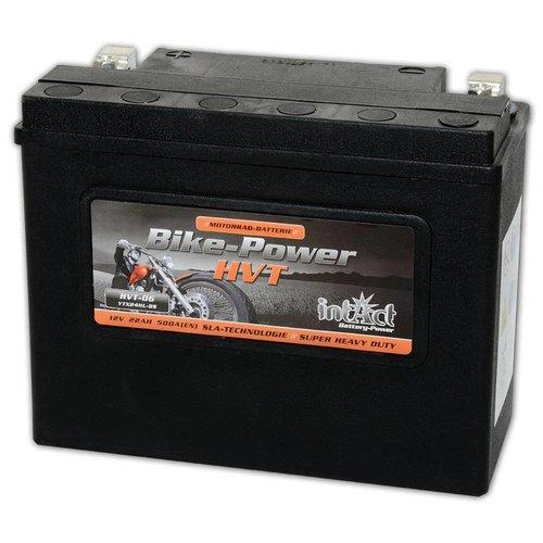 Intact Battery HVT YTX24HL-BS 12V 22Ah HVT-06