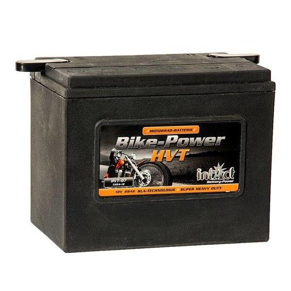 Intact Battery Motorfietsbatterij HVT CHD4-12 12V 28Ah HVT-07