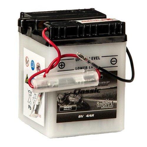 Intact Battery Classic 6N4-2A-7 6V 4Ah 00414