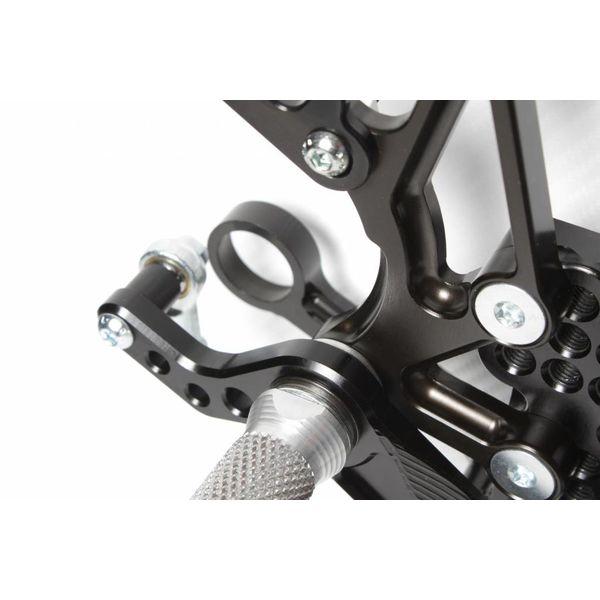 PP Tuning Honda CBR1000RR Rem-Schakel-Set Reverse