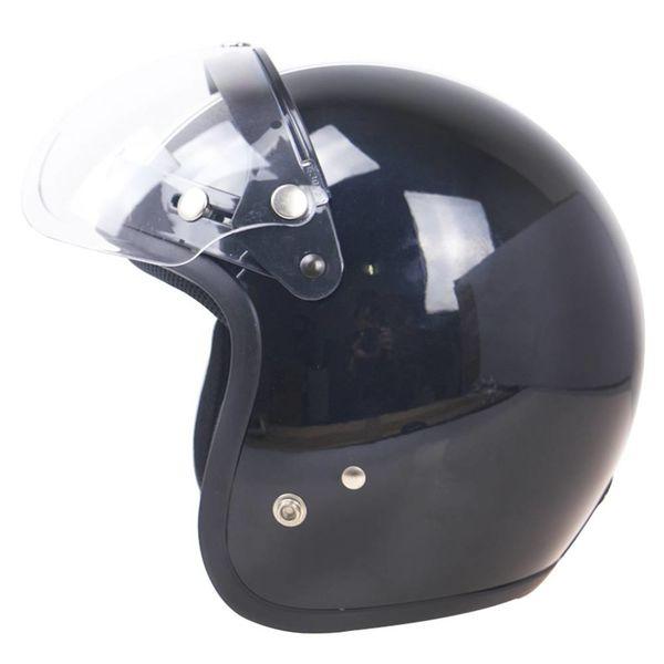 Stormer  Universal Front Flip Up Vizier Windscherm Lens Windproof 3-Snap Motorhelm