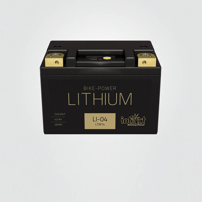 Lithium Race Battery - Accu's