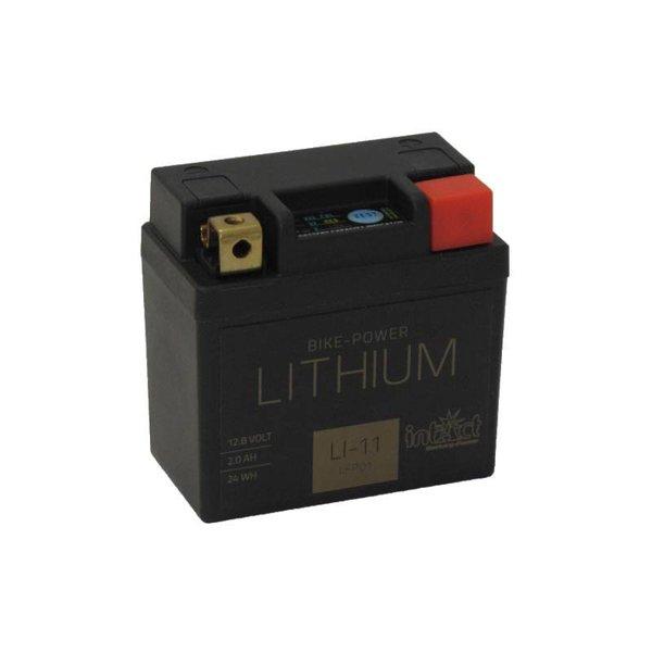 Intact Battery Motorfietsbatterij Lithium Ion LI-11  voor KTM 250 SX, 250SX-F, 450SX-F