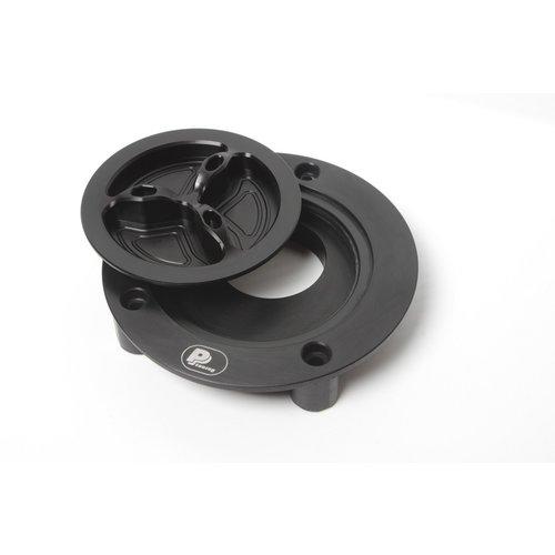 PP Tuning Tankdop Schroefdop geanodiseerd voor Suzuki Modellen