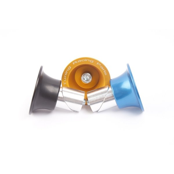 PP Tuning Rear Axle Sliders BMW S1000RR -