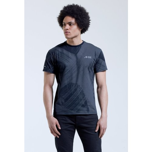 Point Zero Zero One .001 Mens Flow Viz Tee