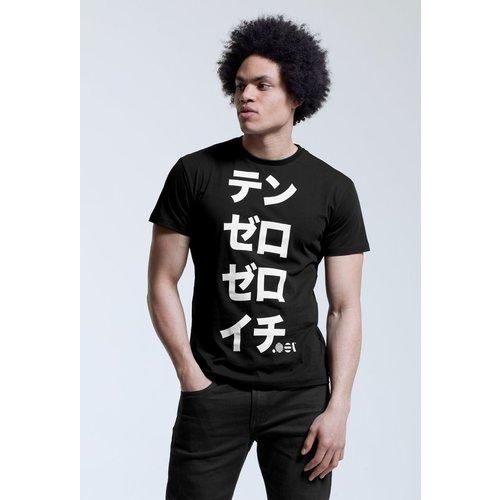 Point Zero Zero One .001 Mens Logo Tee - Japanese