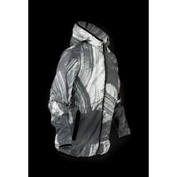 Point Zero Zero One .001 Womens Flow Viz Lightweight Jacket 100% Polyester Microvezel