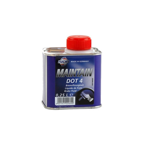 Fuchs Silkolene Maintain Universele Remvloeistof 250ml