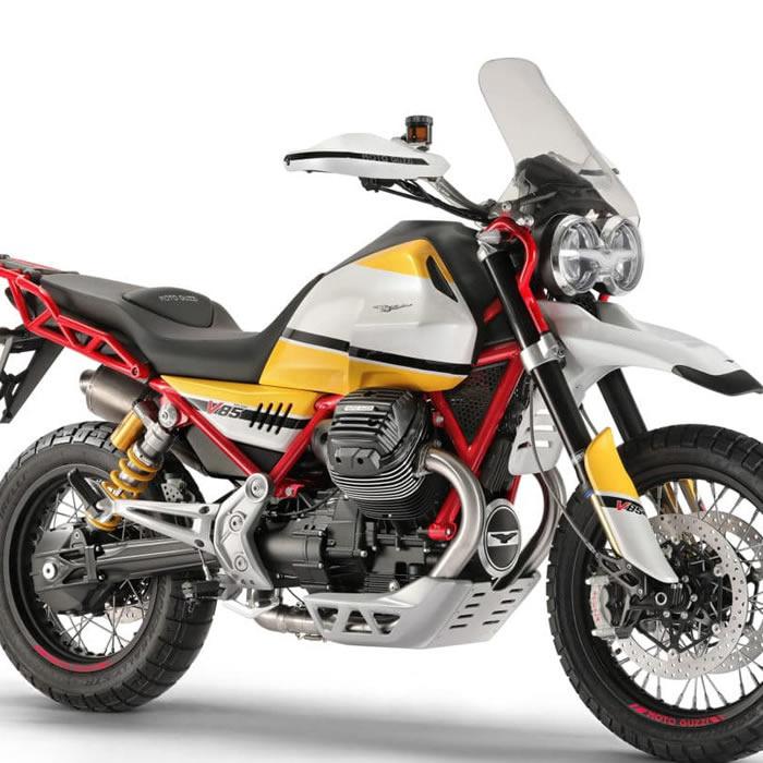 Moto Guzzi V85-TT