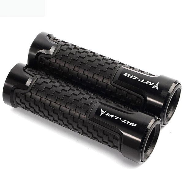 Accessori Italy Handvatten Set met Antislip Grip voor Yamaha MT-09