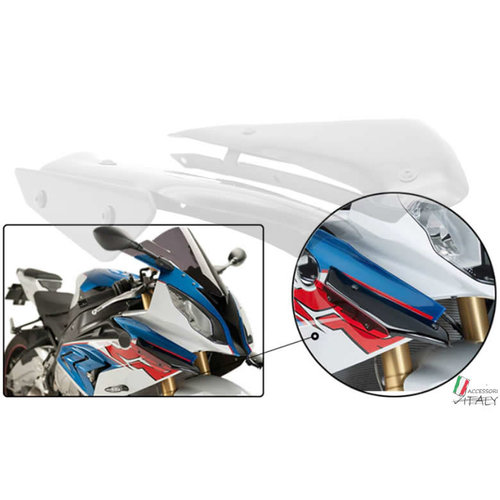Accessori Italy Aerodynamische Downforce Race Wings BMW S1000RR