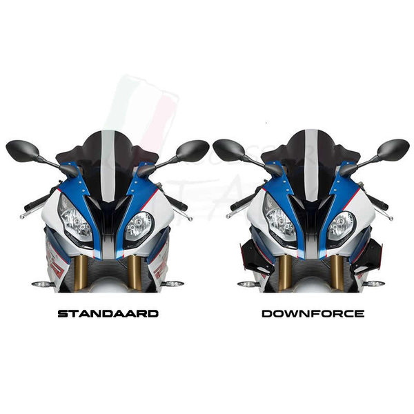 Accessori Italy Aerodynamische Downforce Race Wings Set BMW S1000RR