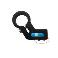 PP Tuning Inbus DIN 913 M4x10mm voor Rem beschermer adapter