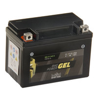 Intact Battery Motorfietsbatterij GEL YTZ14-S 12V 11,5Ah Gel12-14ZS