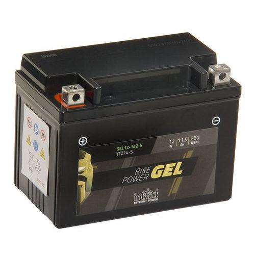Intact Battery GEL YTZ14-S 12V 11,5Ah Gel12-14ZS