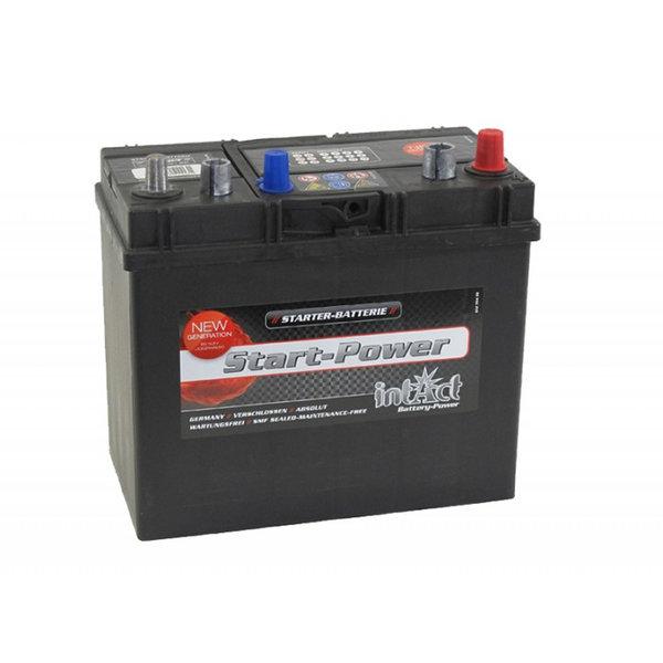 Intact Start-Power Accu 12V 45Ah 54523GUG