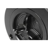 PP Tuning Tankdop Snelsluiting  Zwart Geanodiseerd / Aluminium Kleur Honda Modellen
