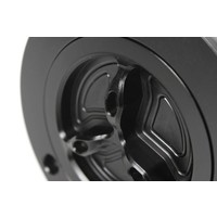 PP Tuning Tankdop Snelsluiting Zwart Geanodiseerd Kawasaki Modellen