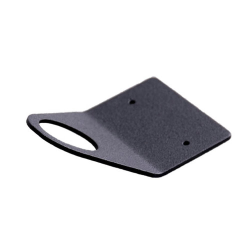 Accessori Italy Urenteller-montagebeugel universeel zwart
