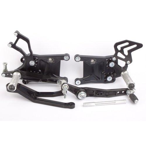 PP Tuning Rem schakelset Volledig verstelbaar Reverse Shifting Yamaha R1 2020