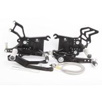 PP Tuning Rem schakelset Volledig verstelbaar EWC Reverse Shifting Yamaha R1 2020