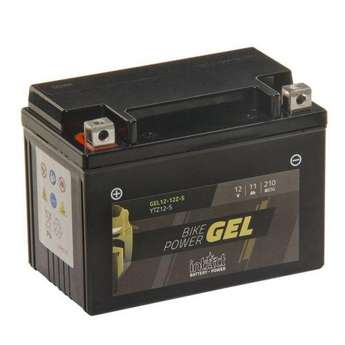 Intact Battery Gel 12-12Z-S / YTZ12-S 12V 11Ah GEL