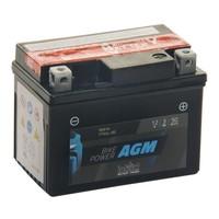 Intact Battery Motorfietsbatterij AGM YTX4L-BS 12V 3Ah 50314