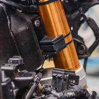 Accessori Italy Stuuraanslagset Begrenzer Stuuruitslag Beperkers Steering Limiter Motor