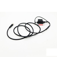 Starlane Power Supply Kabel M8 Voor Stealth 3 & 4 GPS