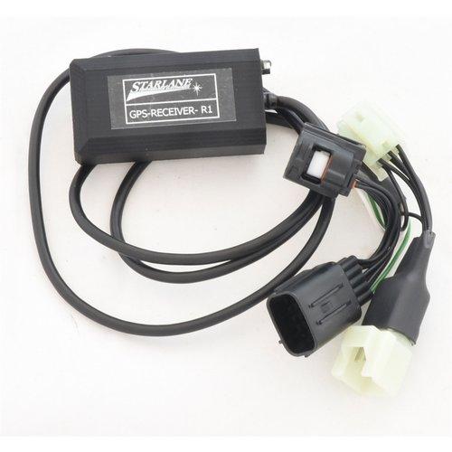 Starlane GPS Receiver voor Yamaha R1 2015>2016