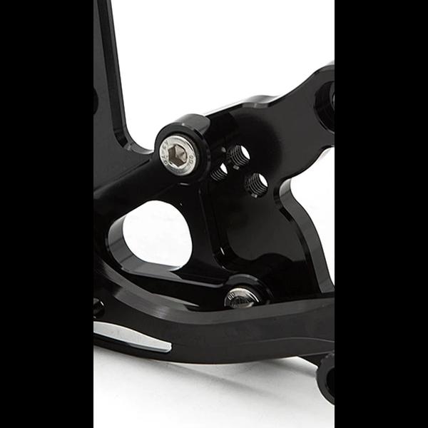 Accessori Italy Honda CBR900RR Fireblade (954) Rem Schakelset Rearset 00-03