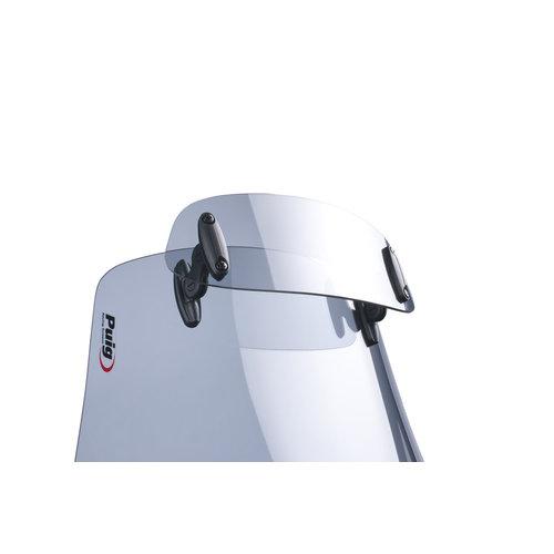 Opzetruit verstelbaar licht getint model variabel Puig (boren) 230x90mm