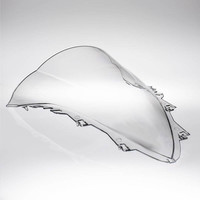 Accessori Italy Ruit Dubbel Bubble Airflow helder Yamaha R1 2007-2008