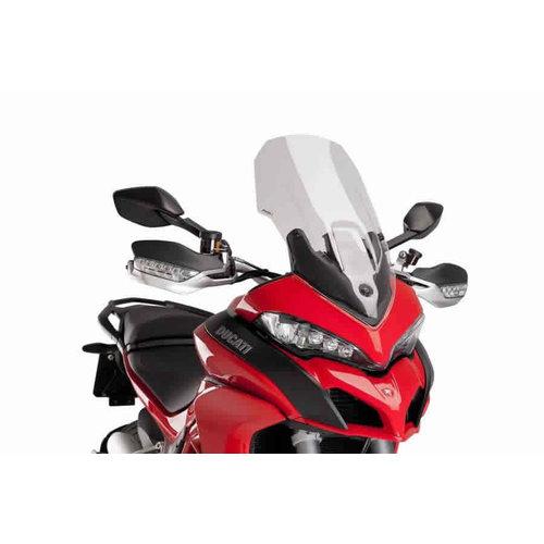 Vervangingsruit touring Puig Ducati Multistrada 1200/ S '15-'17/ Pikes Peak '16-/ Multistrada 950 '17-/ Enduro '16-'18/ Multistrada 1260 '18-/ Multistrada 1260S Grand Tour '20-