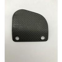 PP Tuning Carbon Hiel protector links M6 - 45mmRem Schakel set - Copy