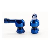 Accessori Italy Haakse Ventielen Aluminium 8,3mm Set
