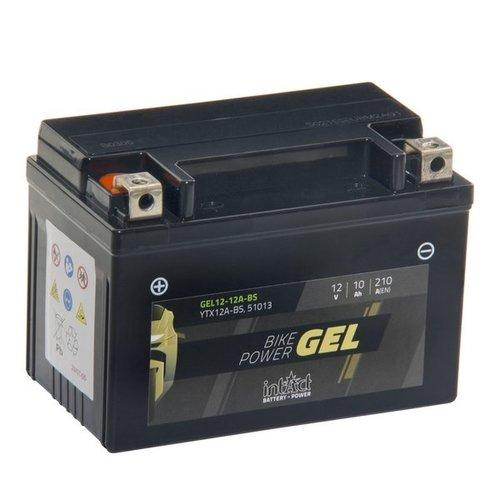 Intact Battery GEL YTX12A-BS 12V 10Ah 51013 Gel12-12A-BS
