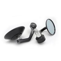 Accessori Italy Stuureind Spiegels Rond CNC Universeel Verstelbaar 87mm