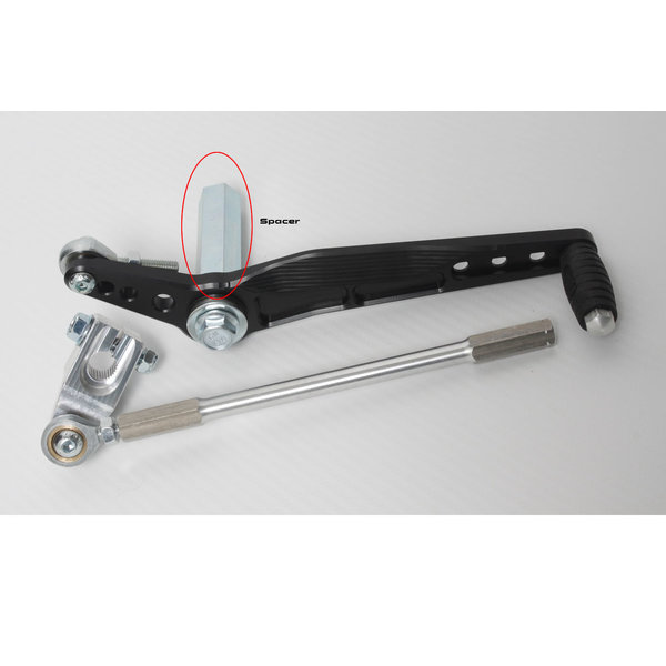 PP Tuning Spacer voor Reverse Shift Kits