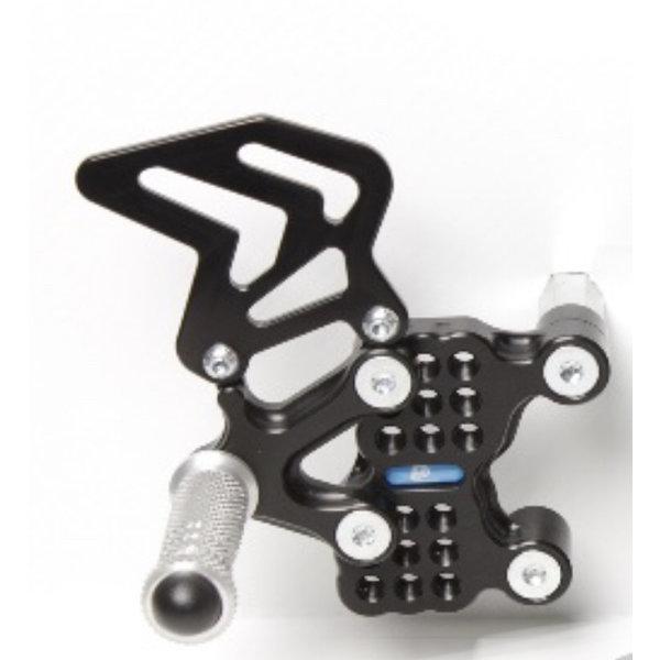 PP Tuning Ducati 999 Rem Schakelset  Zijde