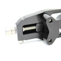 Accessori Italy Kettingspanners  voor Yamaha YZF-R6 06-16 Zwart