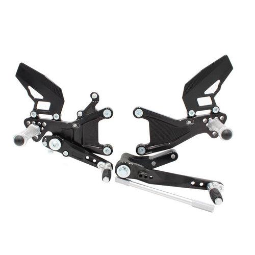 PP Tuning Honda CBR1000RR 2020-2021 Rem-Schakel-Set Reverse