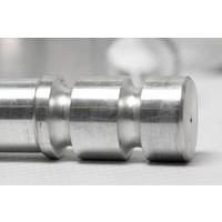 PP Tuning Clip-ons aluminium buis Verstelbaar in 6 - 13˚ ø 20mm voor PP Tuning 809AGO