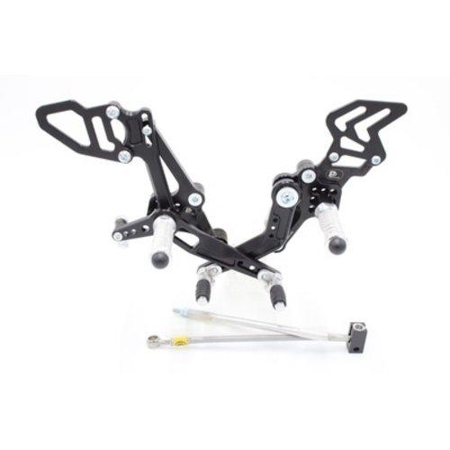 PP Tuning Rem Schakelset Yamaha MT07/ABS/MotoCage/Tracer (2014 - )