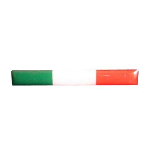 Accessori Italy Doming Tricolore 55x7mm