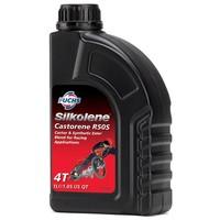 Fuchs Silkolene Castorene R50S Volsynthetisch Motorolie SAE 50 1L