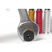 PP Tuning Aluminium Voetsteun voor PP Tuning Schakelsets