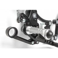 PP Tuning Rem schakelset Volledig verstelbaar Yamaha YZF 125 08-17